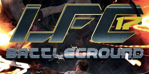 Lion Fighting Championships - LFC 17 Battleground