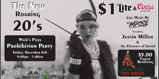 Roaring 20's Prohibition Party