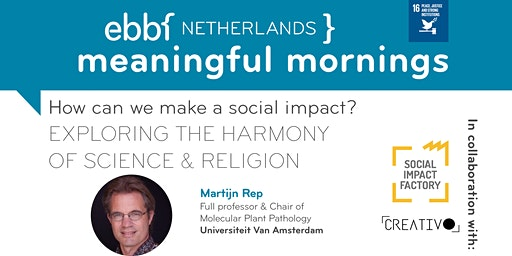 How can we make a social impact? | EXPLORING HARMONY OF SCIENCE & RELIGION