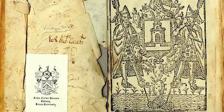 Cultura impresa en las lenguas indígenas durante el periodo colonial tickets