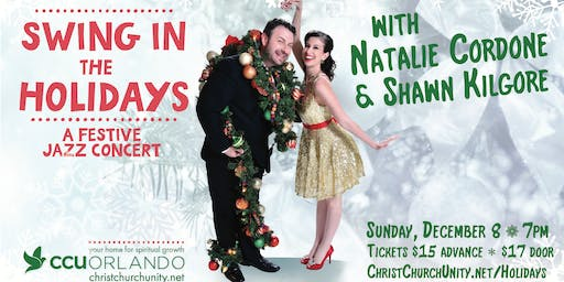 Swing in the Holidays with Cordone and Kilgore