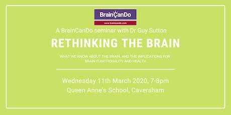 Rethinking The Brain tickets