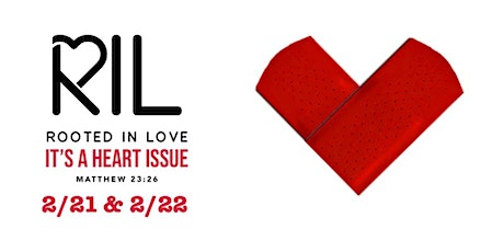 Rooted in Love 2020: It's A Heart Issue tickets