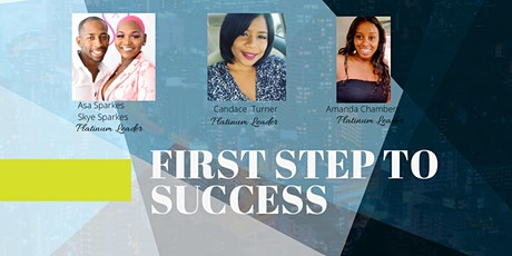First step to success tickets