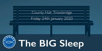 The BIG Sleep at Trowbridge County Hall