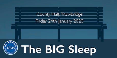 The BIG Sleep at Trowbridge County Hall tickets