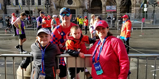 Mike Plumer's 2020 Boston Marathon fundraiser
