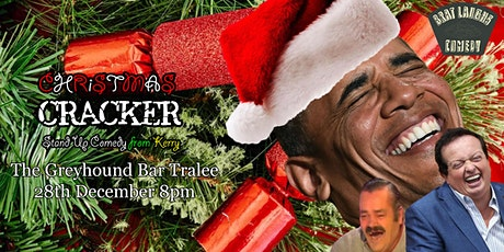 Christmas Cracker Stand-Up Comedy Show tickets