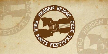 Ewan McLennan - Hebden Bridge Folk Roots Festival Trailblazer tickets