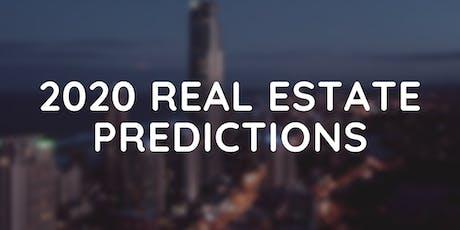 2020 Real Estate Predictions tickets