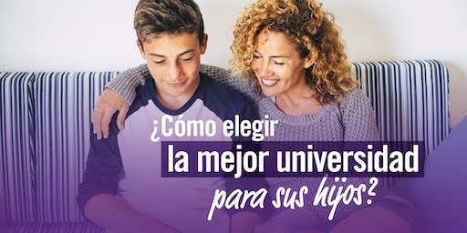 ¿Cómo elegir la mejor universidad para sus hijos? - ADM