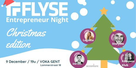 FLYSE Entrepreneur Night - Christmas Edition tickets