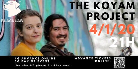 The Koyam Project - Live @BlackLab entradas