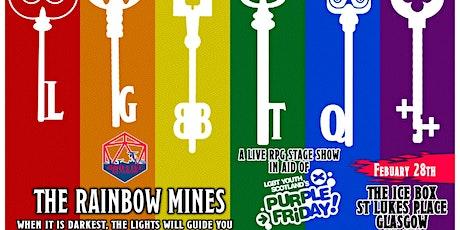 Glasgow D&D Live: The Rainbow Mines tickets