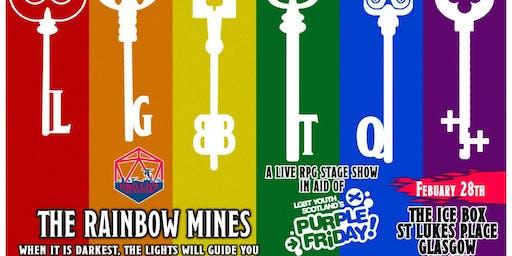 Glasgow D&D Live: The Rainbow Mines
