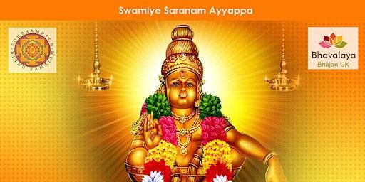 Southampton Ayyappa Pooja-2019 [Free]
