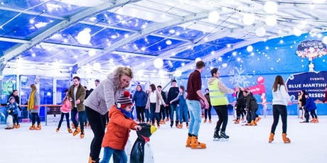 DBS Ice Skating in Dundrum tickets