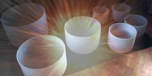 Yin Yoga and Guided Meditation with Crystal Bowls (Led by Joycelynn Hewitt)