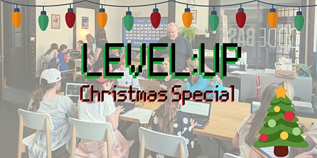 Level:Up Christmas Special tickets