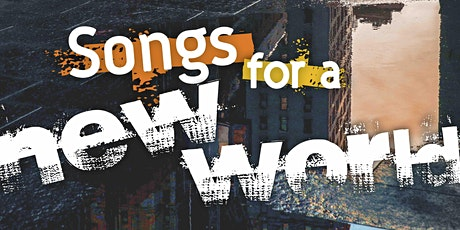 Auditions - Songs for a New World tickets