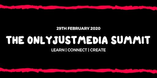 The OnlyJustMedia Summit