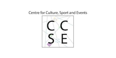 CCSE Seminar 3: Place-focused Cultural Regeneration tickets