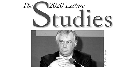 The Studies 2020 Lecture tickets
