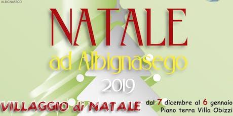 Laboratori per Bambini - Natale ad Albignasego 2019 biglietti