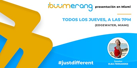Mujeres Emprendedoras - iBuumerang Latinas entradas