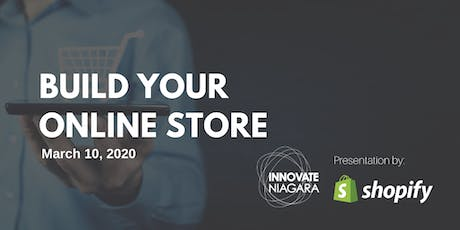 Build your online store tickets
