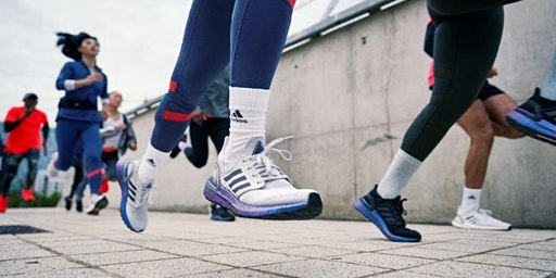 adidas and Runners Need Workshop @ the London Eye