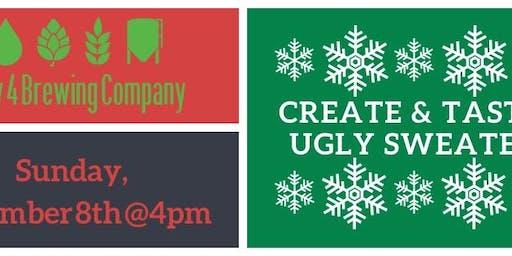 Create & Taste - Ugly Sweater