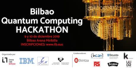 Bilbao Quantum Computing Hackathon tickets