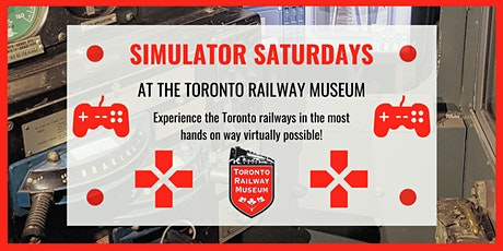 Simulator Saturdays tickets