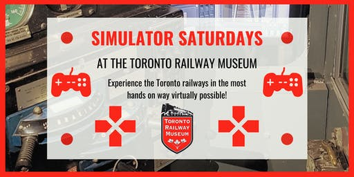 Simulator Saturdays