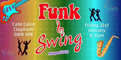 Funk & Swing tickets