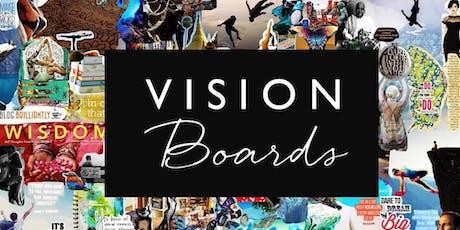 DIY Vision Board Workshop tickets