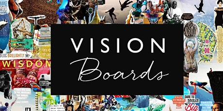 DIY Vision Board Workshop tickets