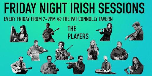 Friday Irish Sessions