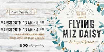 March Vintage Market by Flying Miz Daisy