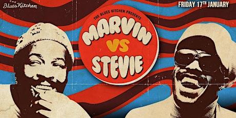 Marvin vs Stevie tickets
