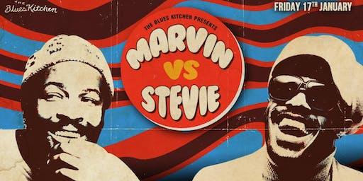 Marvin vs Stevie