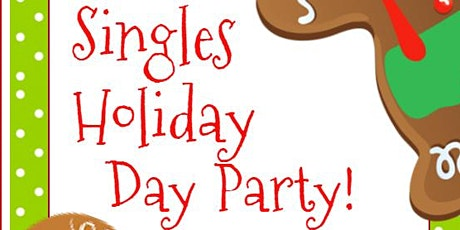 DMV Sexy Singles Mix & Mingle Holiday Day Party tickets