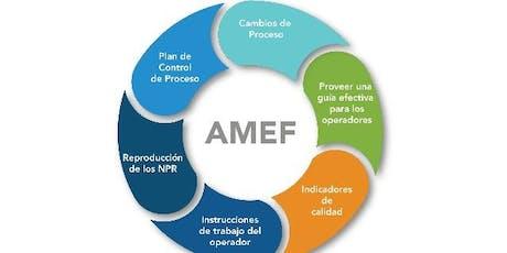INTERSEMESTRAL - ANALISIS DE MODOS Y EFECTOS  DE FALLA (AMEF) APLICADO A  L boletos