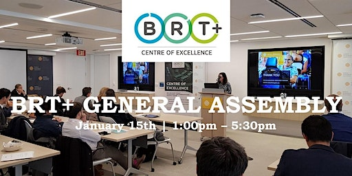 BRT+ 2020 GENERAL ASSEMBLY