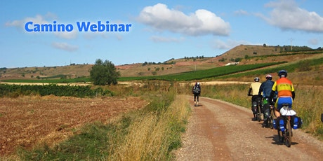 Free Webinar | Walking & Cycling The Camino de Santiago tickets