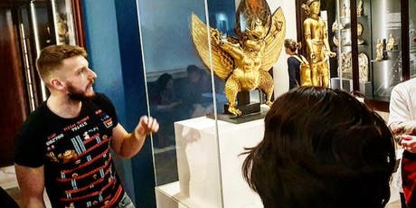 Gotta Catch 'Em All - The Pokemon Tour Of The British Museum tickets