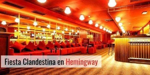 Fiesta Single en Hemingway