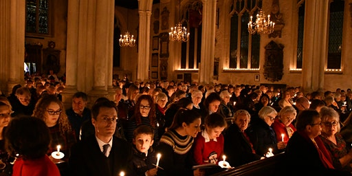 A Christmas Carol Service  in aid of The Passage