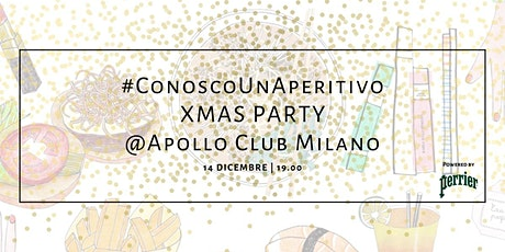 #ConoscoUnAperitivo XMas Party biglietti